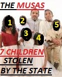CHILDSTEALING BY THE STATE - THE MUSA CASE
