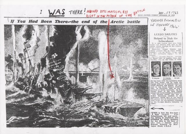 SCARTH2 Scharnhorst-A
