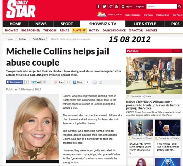 STAR COLLINS 15082012