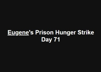 Eugene Lukjanenko: Hunger strike ends, preparing for RCJ Appeal - 08 March '18 + archive